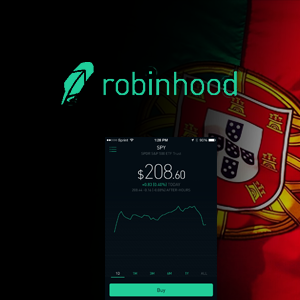 Robinhood app Portugal