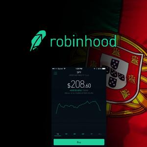 Robinhood app Portugal