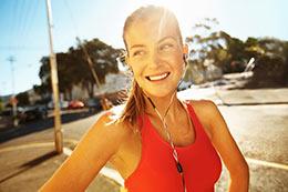 Melhores auriculares para praticar exercício