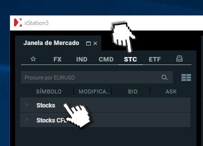 Como comprar ações na XTB