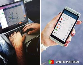 Comprar VPN em Portugal