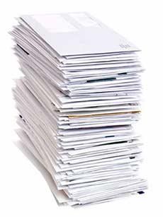 Evite faturas em papel
