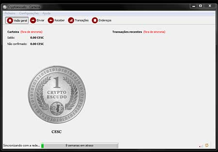 Tutorial CryptoEscudo