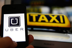 Ser condutor Uber em Portugal