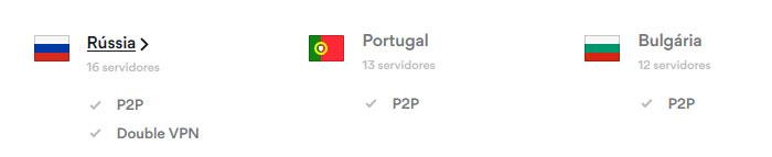 VPN Portugal disponível na NordVPN